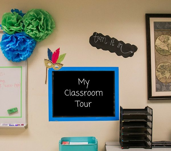 Reflections on Being a Teacher + My Classroom