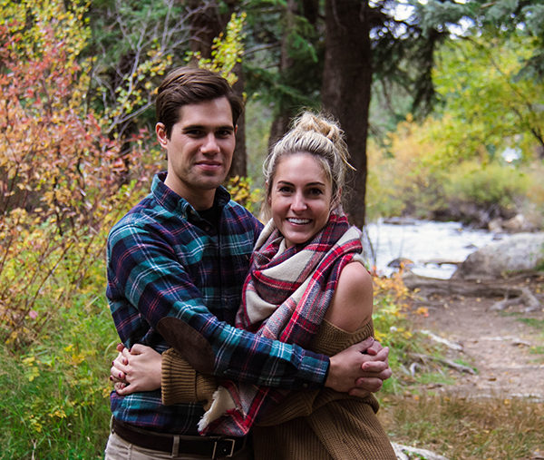 Hiking Through Colorado + Blanket Scarves You Need