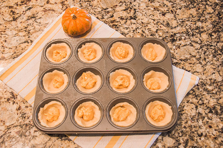 easy pumpkin pie cookies 5