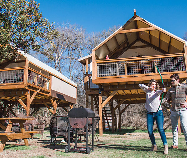 Things To Do While Glamping