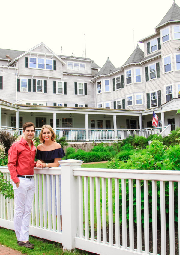 Harbor View Hotel: Edgartown, MA