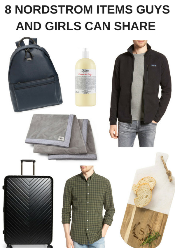 8 Nordstrom Sale Items For Him AND Her
