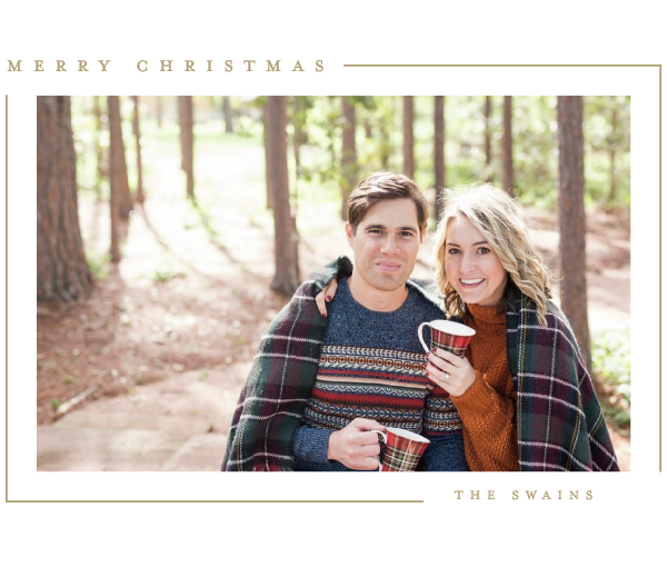Minted Christmas Cards–Help Us Decide!