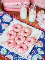 Valentine's Day Donuts For Two