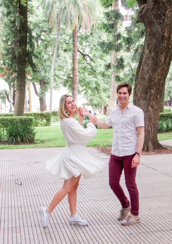 Two Favorite Outfits From Argentina + Spring Favorites